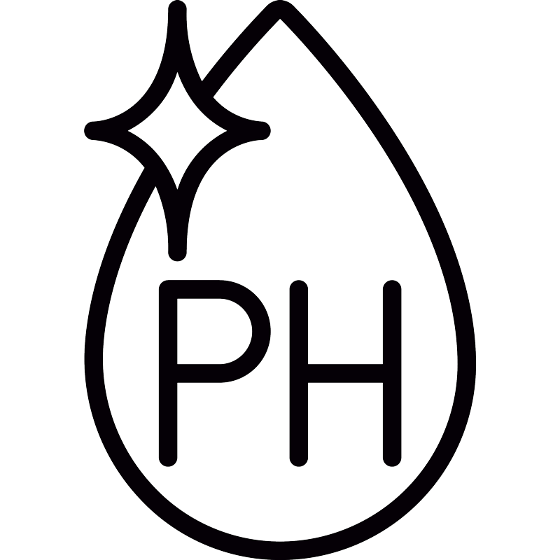 Equilibra el pH y cierra el poro para la posterior hidratación